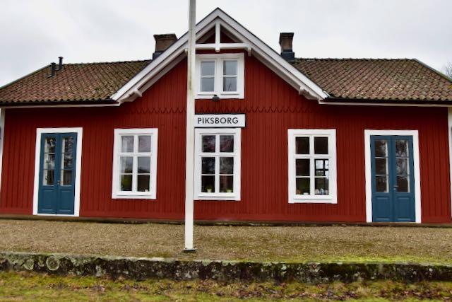 Piksborg station