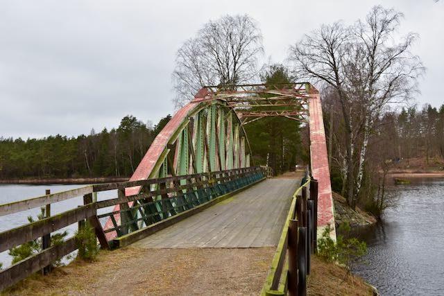 Piksborg bridge