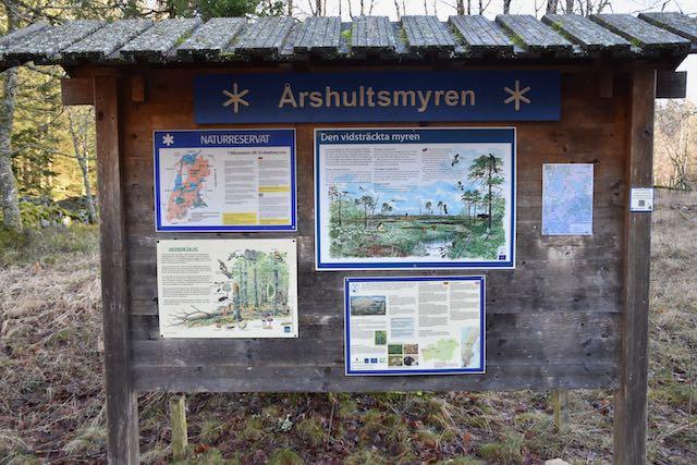 Årshultsmyren – een stukje ongerept moerasgebied